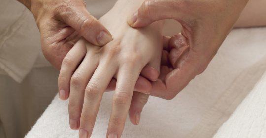 Uitbreiding specialisaties: Handtherapie